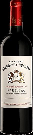 Château Grand-Puy Ducasse 2014