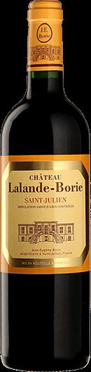Chateau Lalande-Borie 2012