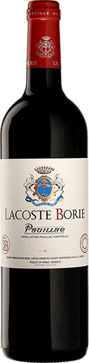 Lacoste-Borie 2015