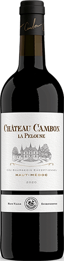 Chateau Cambon la Pelouse 2020