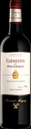 Le Clementin de Pape Clement 2014