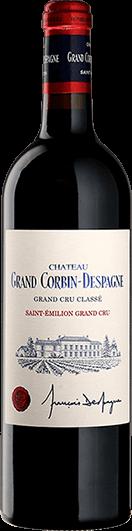 Chateau Grand Corbin-Despagne 2020