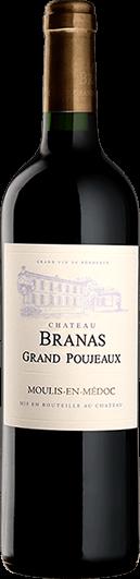 Château Branas Grand Poujeaux 2014