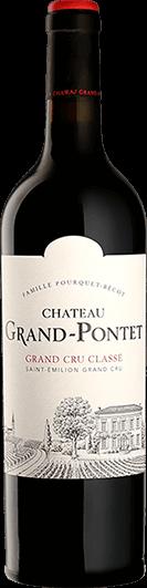 Chateau Grand-Pontet 2018