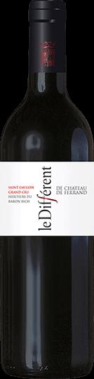 Le Different de Chateau de Ferrand 2015
