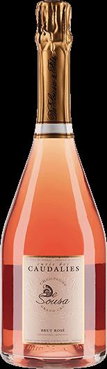 De Sousa : Cuvée des Caudalies Rosé Grand Cru