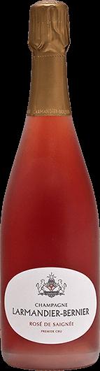 Larmandier-Bernier : Rosé de Saignée Extra Brut Premier Cru