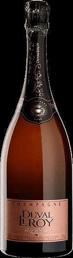 Duval-Leroy : Brut Rosé Prestige 1er cru