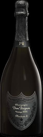 Dom Pérignon : Plénitude P2 2002