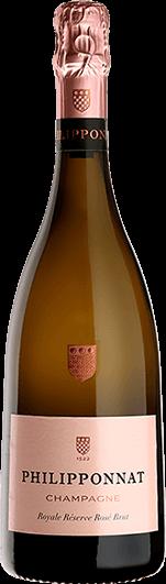 Philipponnat : Royale Réserve Rosé Brut