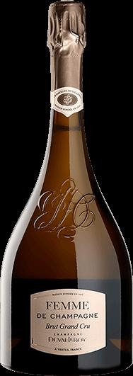 Duval-Leroy : Femme de Champagne Grand cru