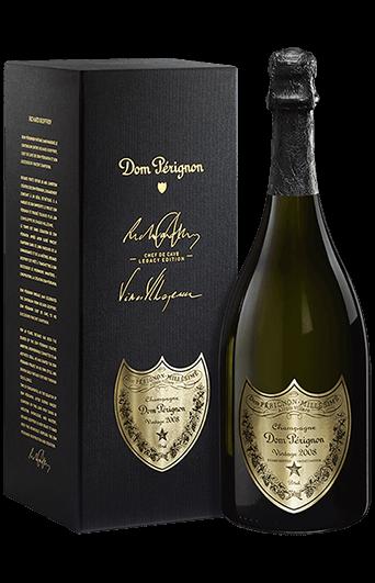 Dom Pérignon : Vintage Edition Limitée Legacy 2008