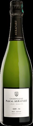 Champagne Agrapart : Expérience 14 Blanc de Blancs Grand Cru Brut Nature