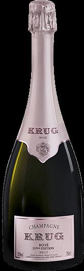 Krug Rosé 25ème Edition