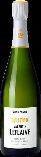 Valentin Leflaive : Extra Brut Blanc de Blancs CV 17 50