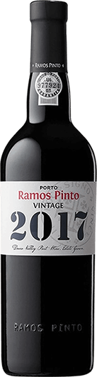 Ramos Pinto : Vintage Port 2017
