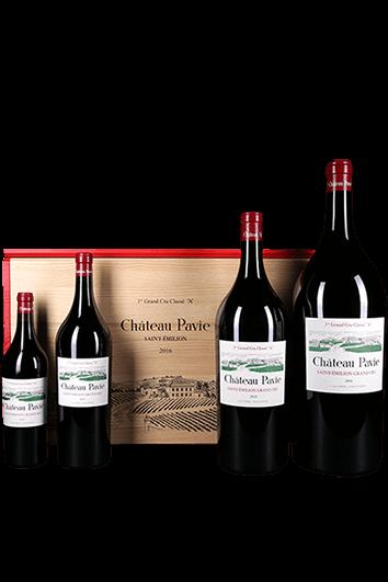 Chateau Pavie : La Collection Alienor 2016