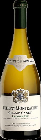 """""""Domaine du Château de Meursault : Puligny-Montrachet 1er cru """"""""Champ Canet"""""""" 2018"""""""