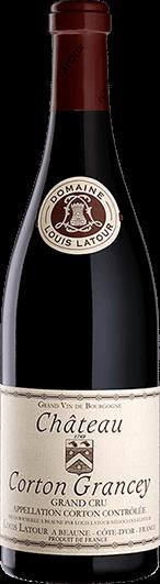 Louis Latour : Château Corton Grancey Grand cru 2019
