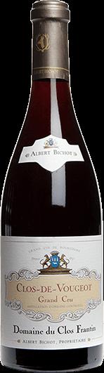 Albert Bichot : Clos de Vougeot Grand cru Dom. du Clos Frantin 2015