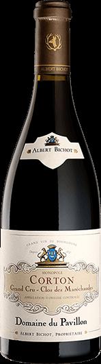 """""""Albert Bichot : Corton Grand cru """"""""Clos des Maréchaudes"""""""" Dom. du Pavillon 2018"""""""