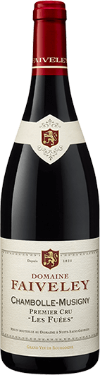 """""""Domaine Faiveley : Chambolle-Musigny 1er cru """"""""Les Fuées"""""""" 2017"""""""