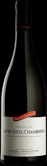 David Duband : Latricières-Chambertin Grand cru 2013