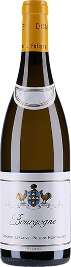 Domaine Leflaive : Bourgogne Blanc 2018