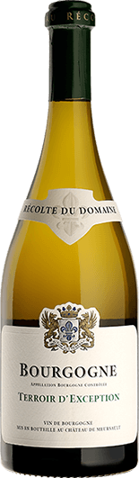 Domaine du Château de Meursault : Bourgogne Terroir d'Exception 2020
