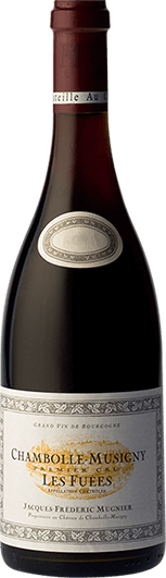 """Domaine Jacques-Frederic Mugnier : Chambolle-Musigny 1er cru """"Les Fuees"""" 2017"""