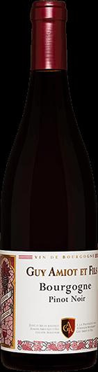 "Domaine Guy Amiot et Fils : Bourgogne Pinot Noir ""Cuvée Simone"" 2019"