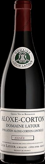 """Louis Latour : Aloxe-Corton Village """"Domaine Latour"""" 2018"""