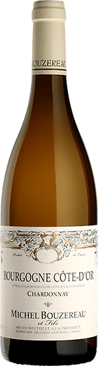 Domaine Michel Bouzereau et Fils : Bourgogne Chardonnay 2015