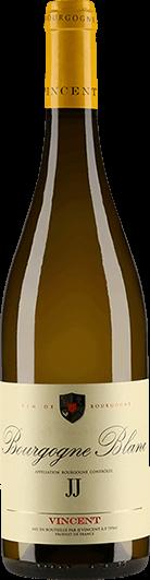 JJ Vincent : Bourgogne Blanc 2018