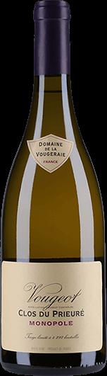 """Domaine de la Vougeraie : Vougeot Village """"Clos du Prieure Blanc"""" Monopole 2014"""