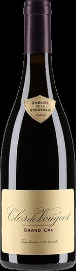 Domaine de la Vougeraie : Clos Vougeot Grand cru 2019