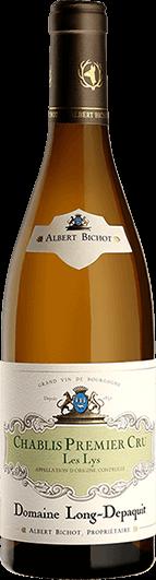 """Albert Bichot : Chablis 1er cru """"Les Lys"""" Dom. Long-Depaquit 2018"""