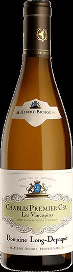 """Albert Bichot : Chablis 1er cru """"Les Vaucopins"""" Dom. Long-Depaquit 2016"""