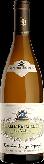 """Albert Bichot : Chablis 1er cru """"Les Vaillons"""" Dom. Long-Depaquit 2018"""