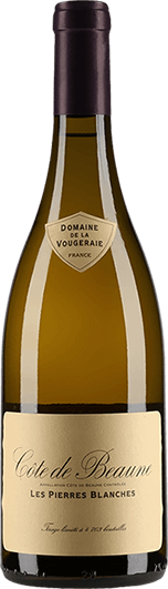 """Domaine de la Vougeraie : Côte de Beaune Village """"Les Pierres Blanches"""" 2018"""