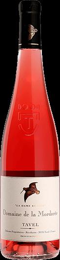 Domaine de la Mordorée : La Dame Rousse Tavel Rosé 2020