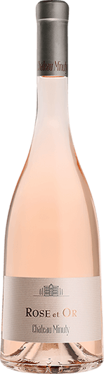 Minuty : Château Minuty Rose et Or 2020
