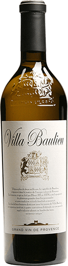 Villa Baulieu 2011 - Blanc