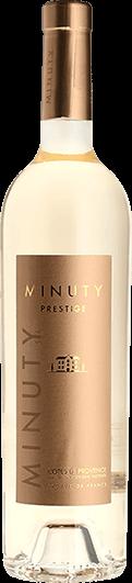 Minuty : Prestige 2018