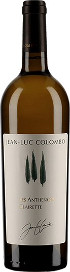 Jean-Luc Colombo : Les Anthénors 2016