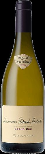 Domaine de la Vougeraie : Bienvenues-Bâtard-Montrachet Grand cru 2014