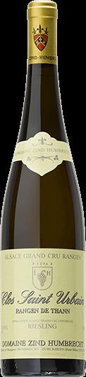 """Domaine Zind-Humbrecht : Riesling Grand cru """"Clos Saint Urbain Rangen de Thann"""" 2006"""