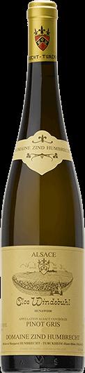 """Domaine Zind-Humbrecht : Pinot Gris """"Clos Windsbuhl"""" 2000"""
