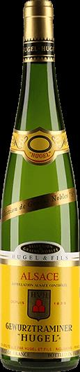 """""""Maison Hugel : Gewurztraminer """"""""S"""""""" Sélection de Grains Nobles 2007"""""""