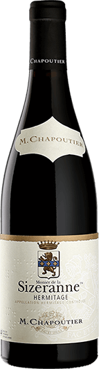 M. Chapoutier : Monier de la Sizeranne 2014
